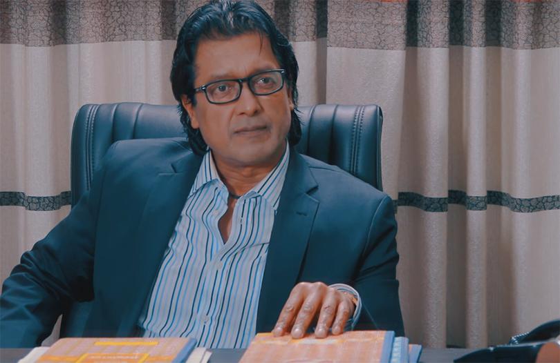 Rajesh Hamal new movie on Kulman Ghising